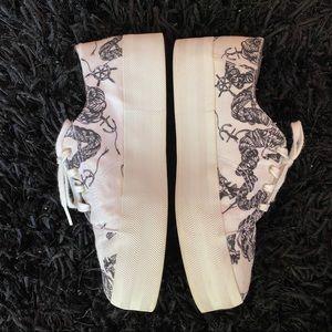 Lacoste Platform Shoes